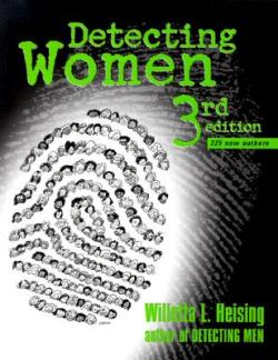 Detecting Women 3rd cover