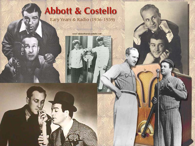 The Two CDs In This Set From Great Radio Shows Series Provide Over Hours Of Hilarious Classic Sketches Abbott And Costello Working Their Comic