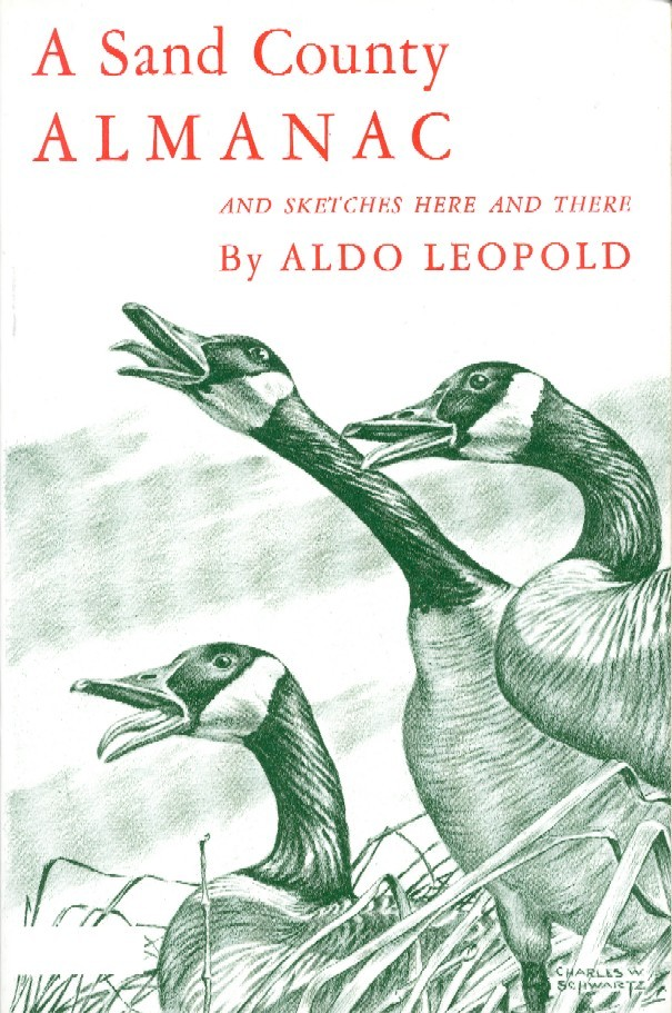 a sand county almanac A sand county almanac by aldo leopold 20 editions first published in 1964 subjects: natural history, outdoor books, nature conservation, united states, wildlife conservation, accessible book, protected daisy, in library places: united states, wisconsin.