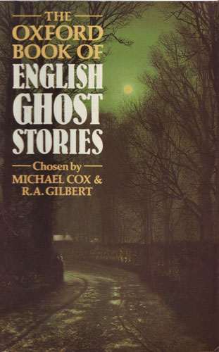 My ghost story.