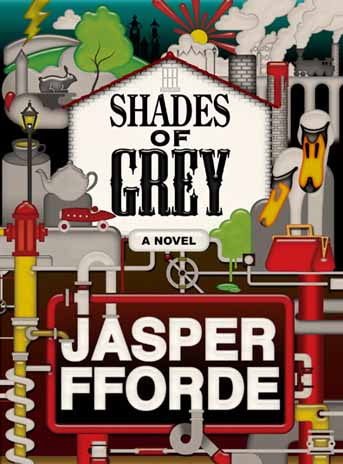 Jasper Fforde Shades of Grey