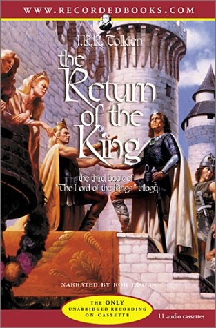 the lord of the rings the return of the king book report The return of the king (the lord of the rings, book 3) and millions of other books are available for instant access kindle | audible enter your mobile number or email address below and we'll send you a link to download the free kindle app.