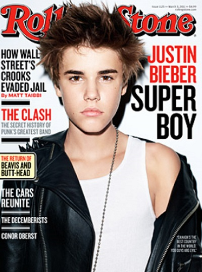 Justin Bieber | Blogging for a Good Book