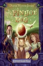 The Pinhoe Egg, US cover