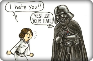 Use Your Hate